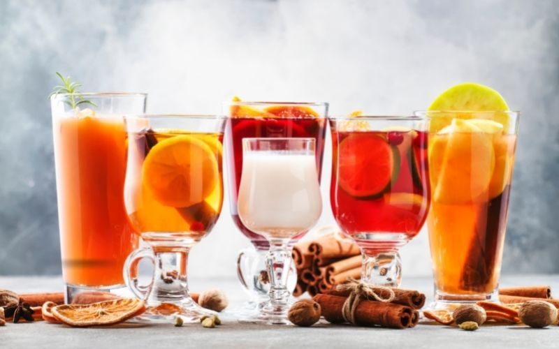25 best winter cocktails to warm up yourself this year