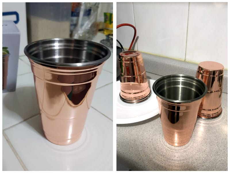 Fred the Copper Party Mint Julep Cup Customer Images
