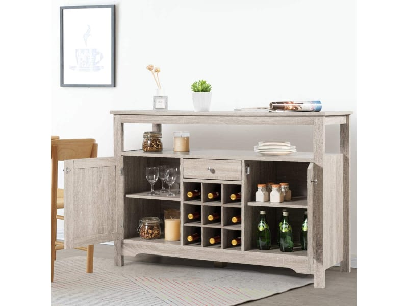 Giantex Wine Cabinets and Storage Organizer