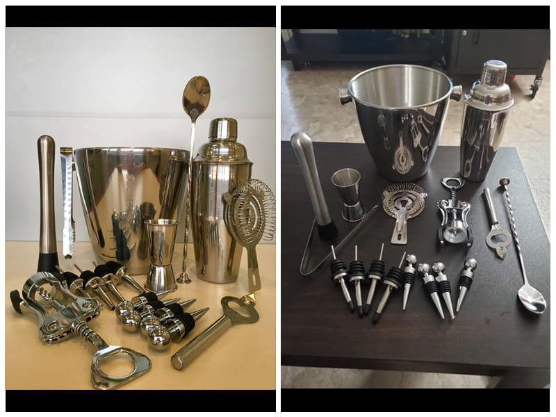 34andMore Bartending Kit review