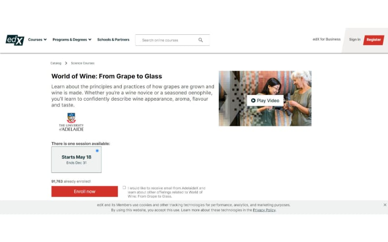 World of Wine: From Grape to Glass