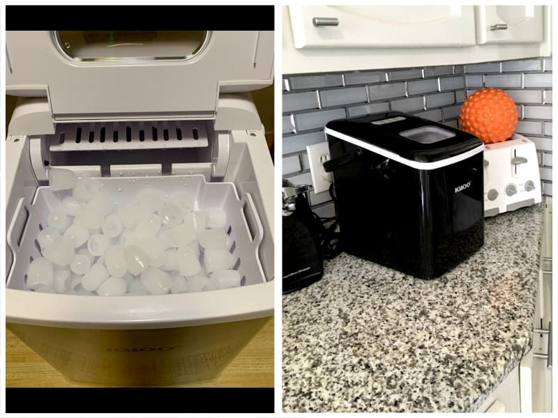 Igloo ICEB26HNWHN Portable Ice Maker Customer Images