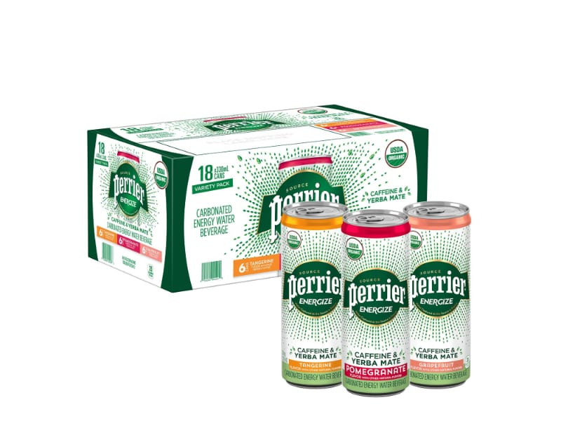 Perrier Energize Sparkling Energy Water