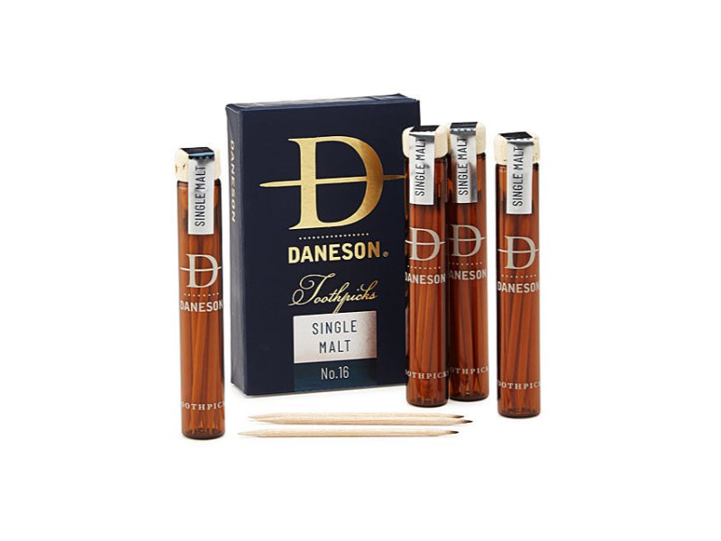 Daneson No. 16 Whiskey Flavored Toothpicks