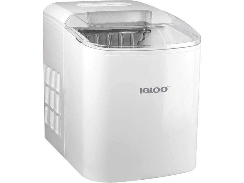 Igloo ICEB26WH Portable Electric Ice Maker Machine