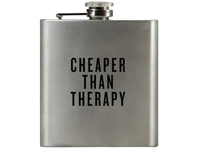 Swag Brewery Hip Flask