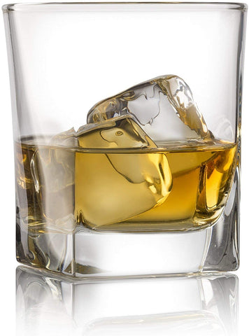 Red Rocks Double Old Fashioned Whiskey Glass