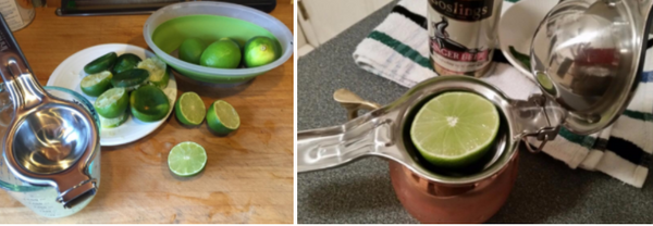 10 Best Lime Squeezers, Nuvantee Lemon Squeezer
