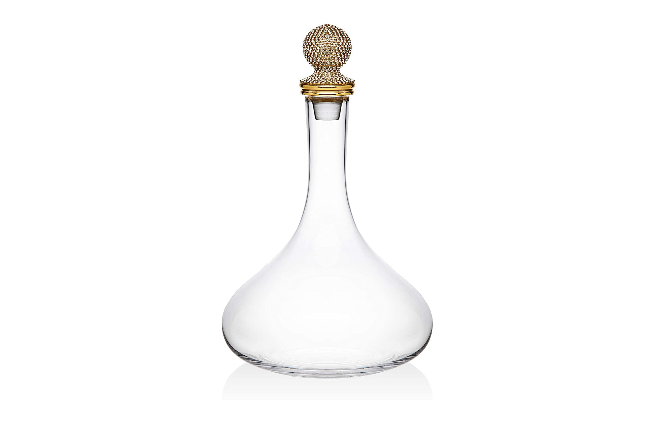 Godinger Whiskey Decanter for Liquor Bourbon Wine