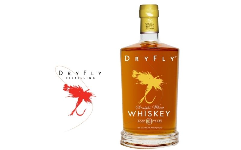 Dry Fly Straight Wheat Whiskey