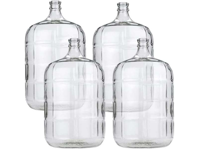 Never Pay Retail Again Inc. Glass Carboy