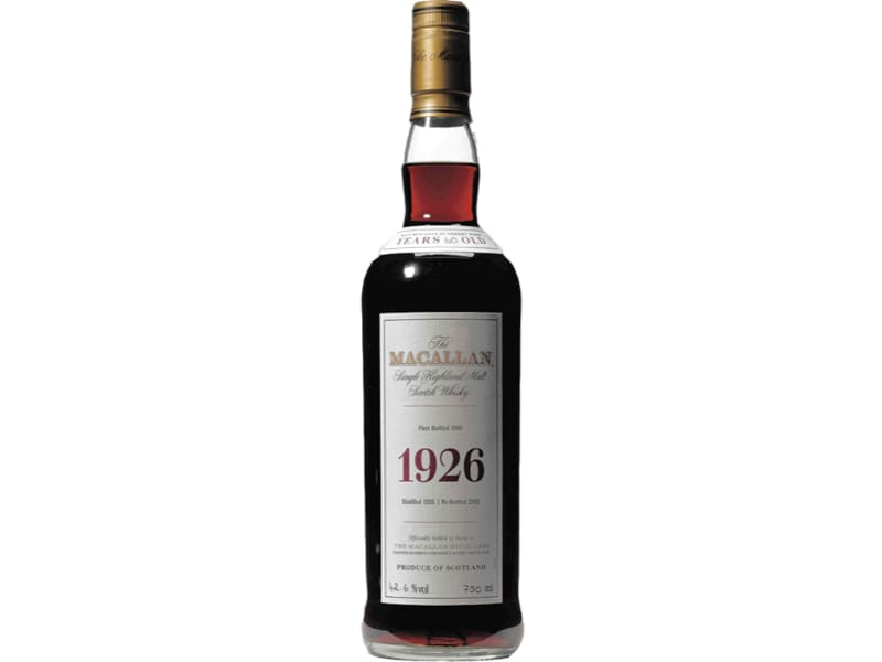 The Macallan 1926 (60-Year Old)