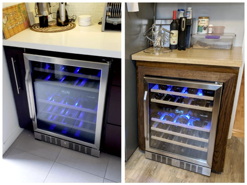 NewAir AWR-460DB Wine Cooler  Customer Images