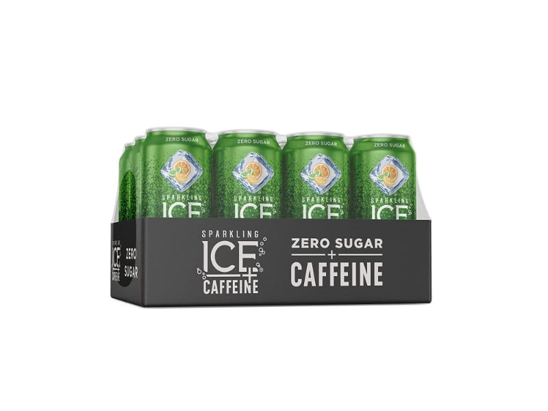 Sparkling Ice Caffeinated Sparkling Water