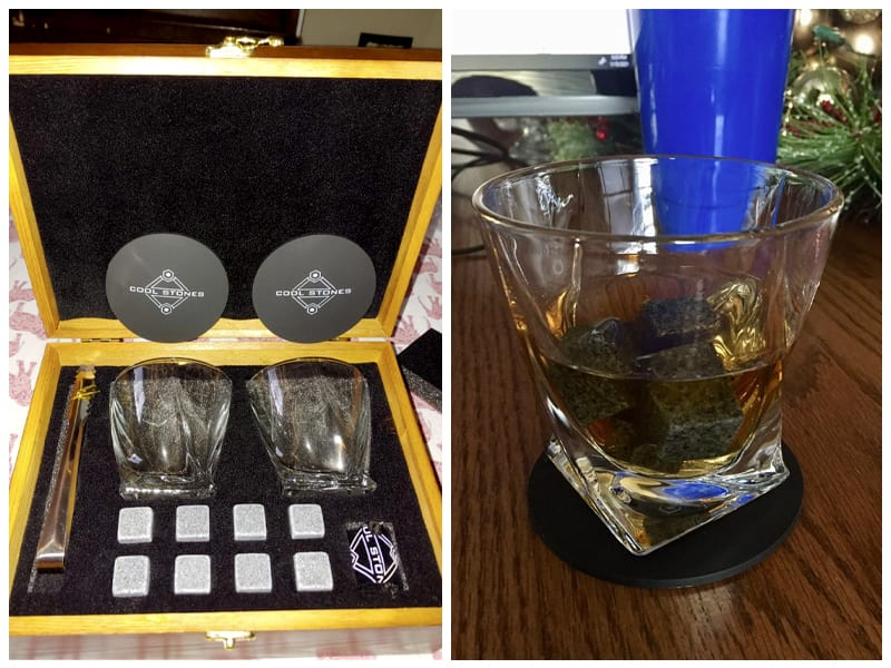 Cool Stones Bourbon Glass Set Customer Images