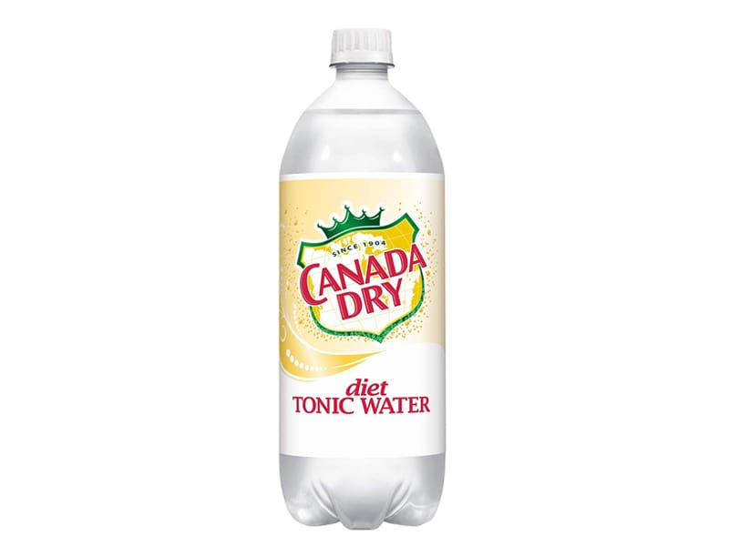 Diet Canada Dry Tonic Water