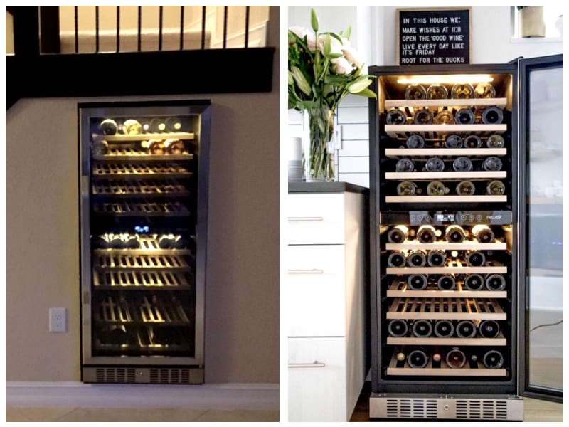 NewAir AWR-1160DB Wine Cooler Customer Images
