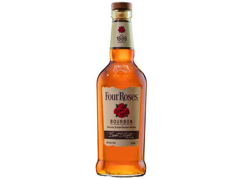 A bottle of Four Roses
