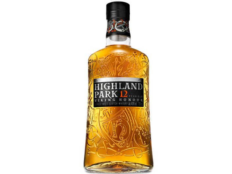 A bottle of Highland Park - Image by https://drizly.com/