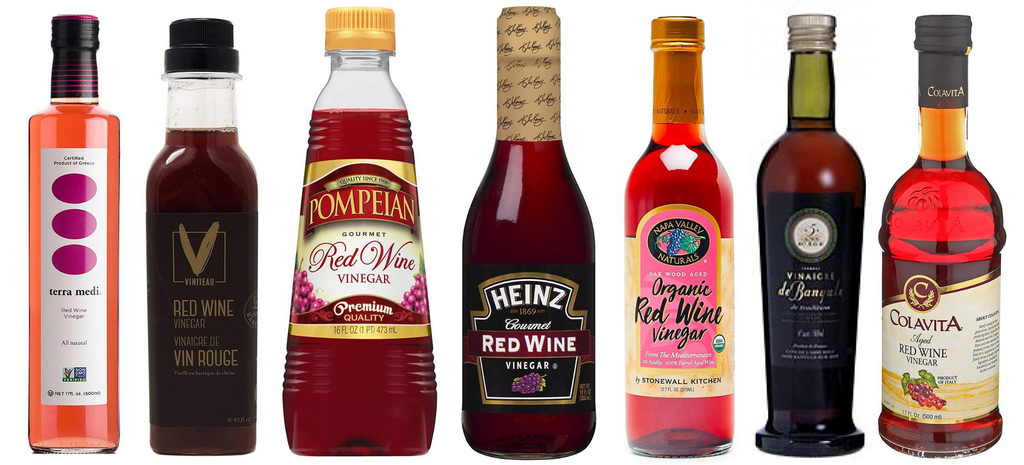 10 Best Red Wine Vinegar: Reviews and Buying Guide