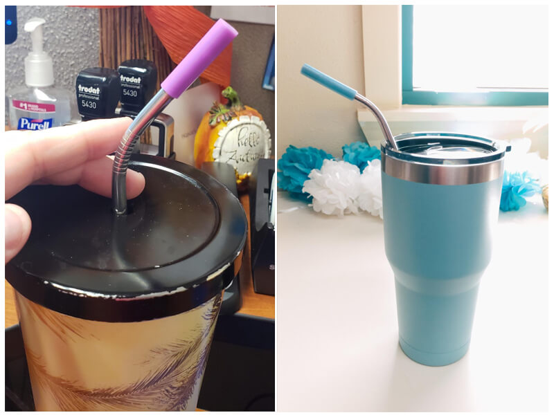 Alink Long Stainless Steel Straws review