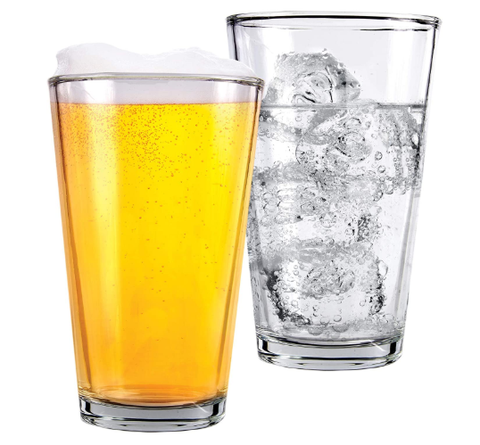 American Pint Glasses