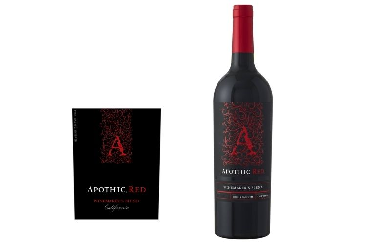 Apothic Red Winemaker's Blend 2019