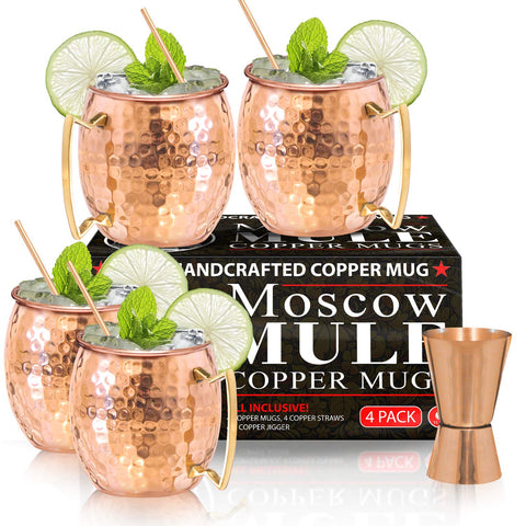 Benicci Copper Mugs