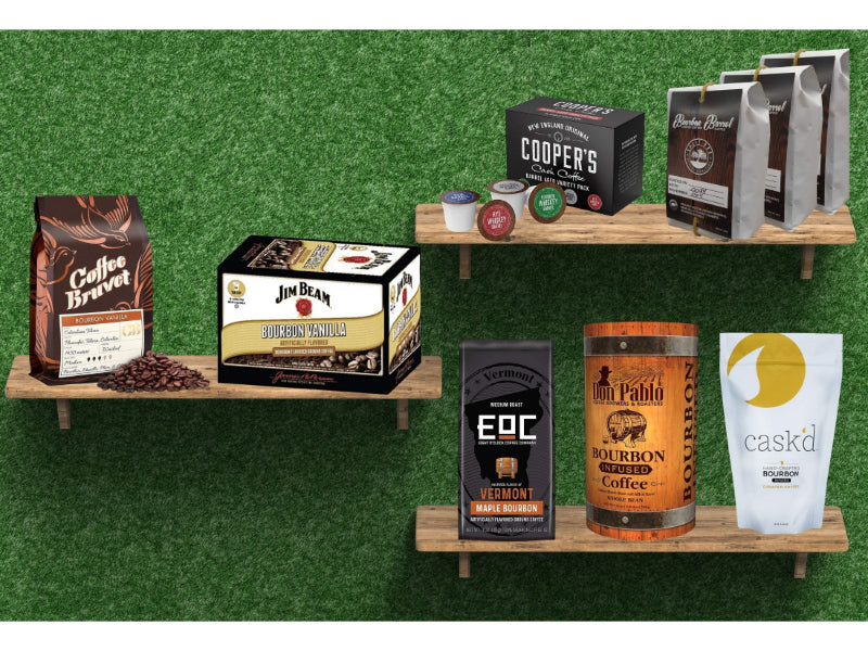 Best bourbon or whiskey infused coffee
