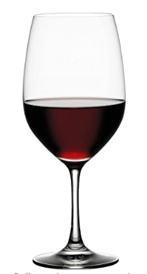 Bordeaux Wine Glass - AdvancedMixology
