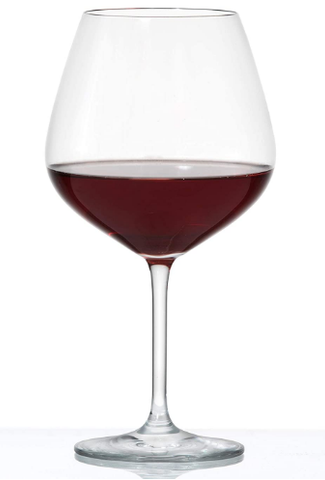 Burgundy Wine Glass - AdvancedMixology