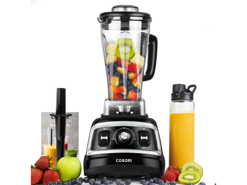 COSORI Blender With Fruits, Container and Tamper