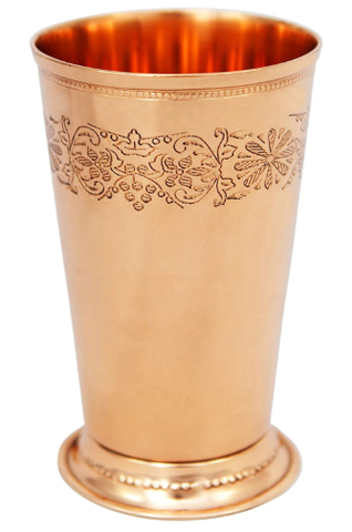 Copper Moscow Mule Mint Julep Cup - AdvancedMixology