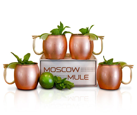 Crafts Cocktails Moscow Mule Cups