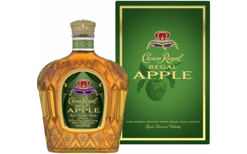 Crown Royal Apple Canadian Whiskey