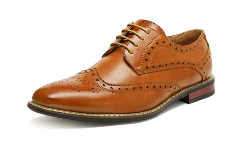 DREAM PAIRS Formal Oxford Wingtip Shoes