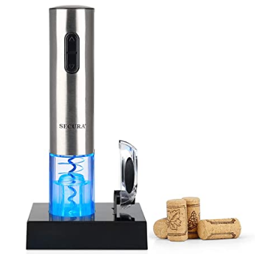 Electric Wine Bottle Opener - AdvancedMixology
