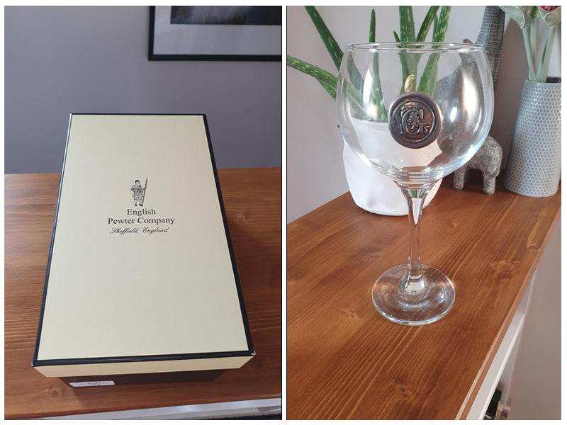 English Pewter Company Gin Glass - Best Look review