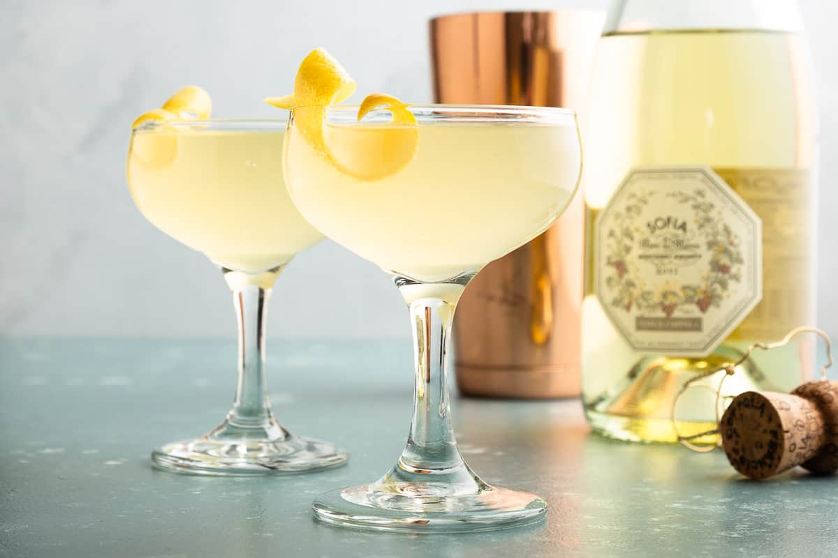 French 77 - Image by Cupofzest.com