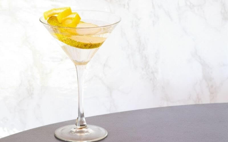 French Pear Martini - Image by thespruceeats.com