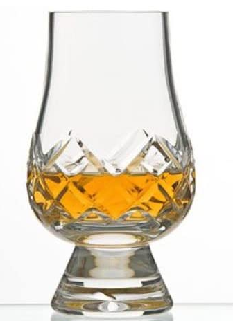 Glencairn Cut Crystal Whiskey Tasting Glass - AdvancedMixology