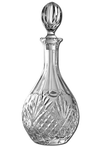 Godinger Dublin Wine Decanter - AdvancedMixology