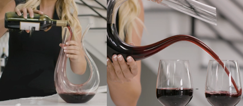 HiCoup Wine Decanter - AdvancedMixology