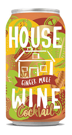 House Wine Ginger Mule