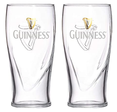 Irish or Imperial or tulip pint - AdvancedMixology