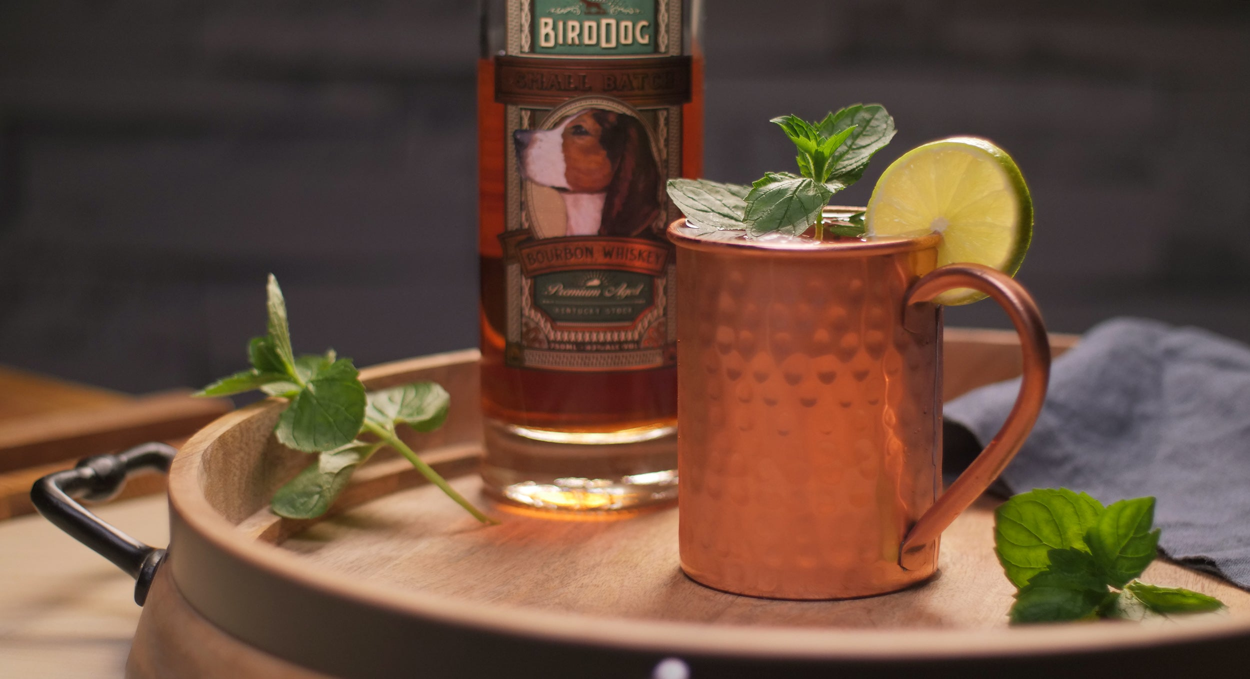 Using Other Types of Alcohol in moscow mule