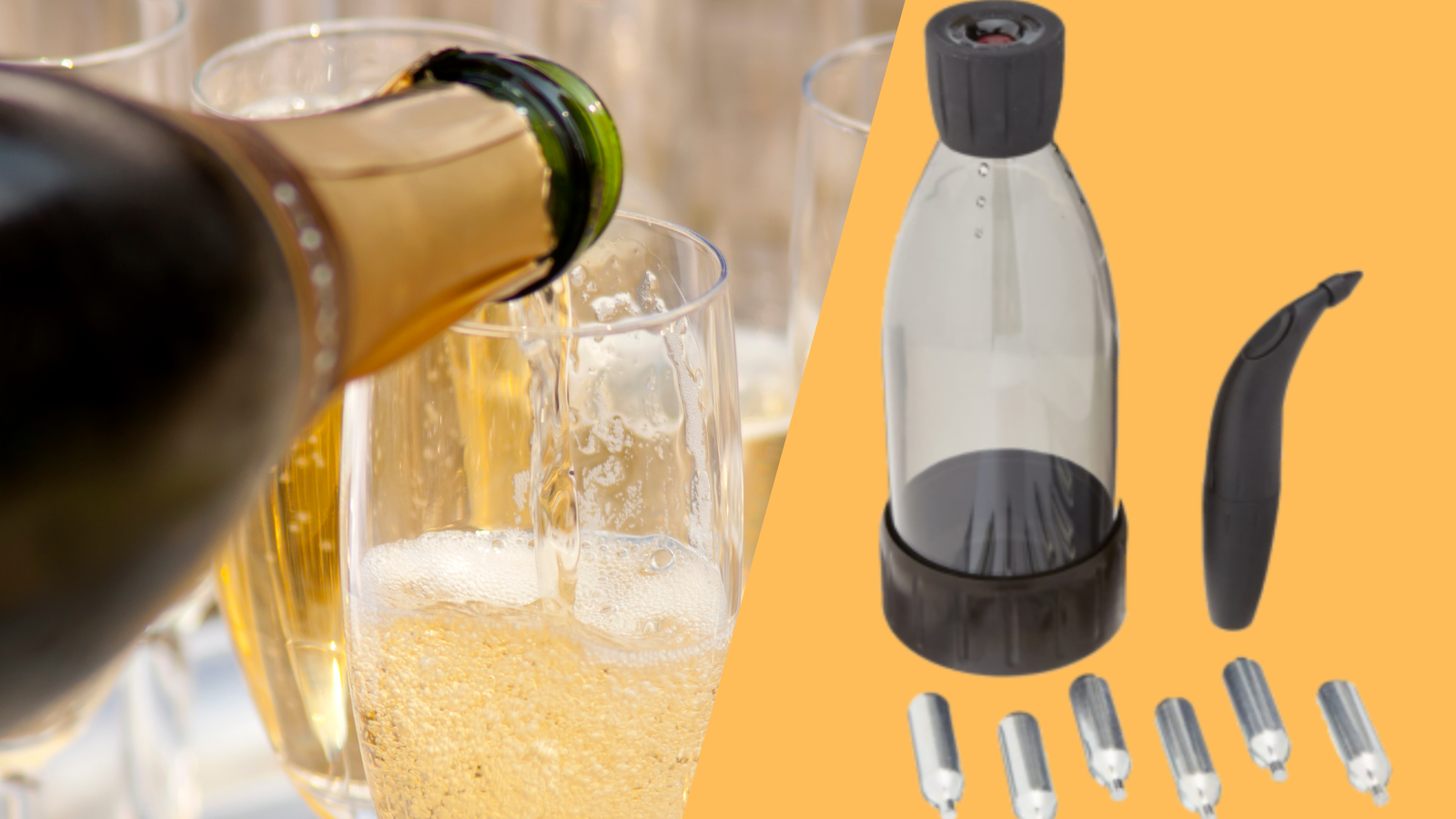 How To Use A Perlage System? Innovative Champagne Preservation Tool