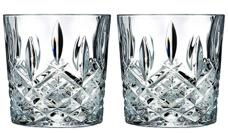 Markham Double Old Fashioned Glasses - AdvancedMixology