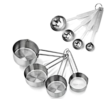 Measuring Cups and Spoons - AdvancedMixology