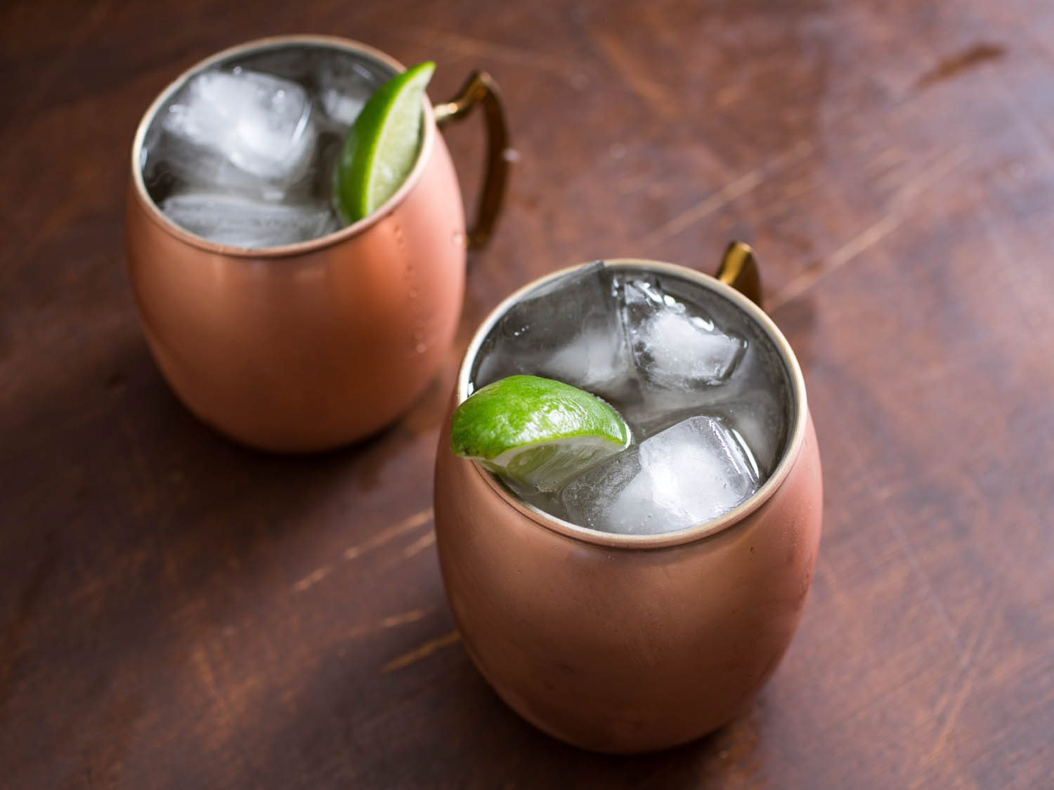 Moscow Water-Mule-On